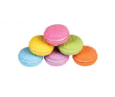 Σετ 6 σβήστρες Macarons