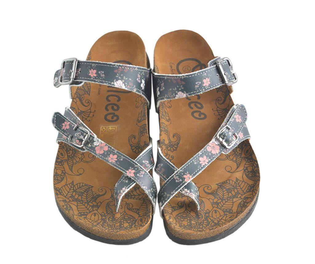 Papuci dama Preston 35