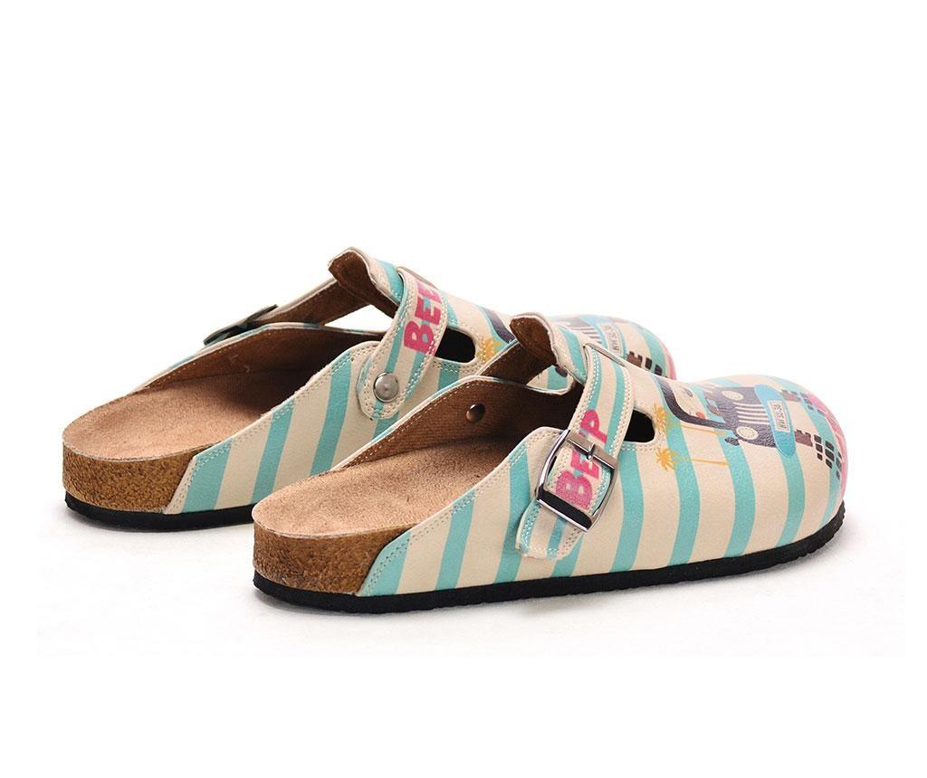 Dámské pantofle Beep 35
