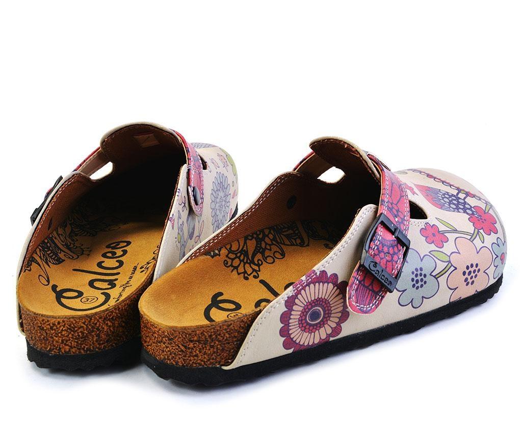 Dámské pantofle Owl 35