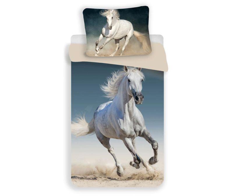 Posteljnina Single Ranforce Horse