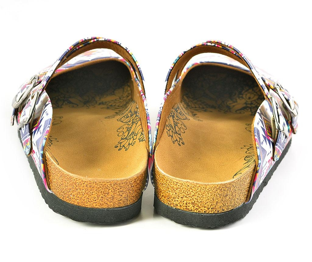 Dámské pantofle Sylvan 35