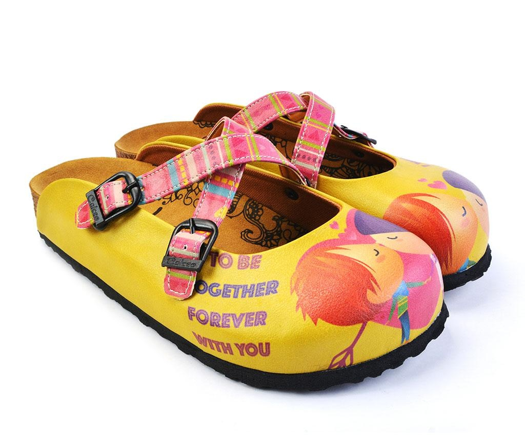 Dámské pantofle Together 35