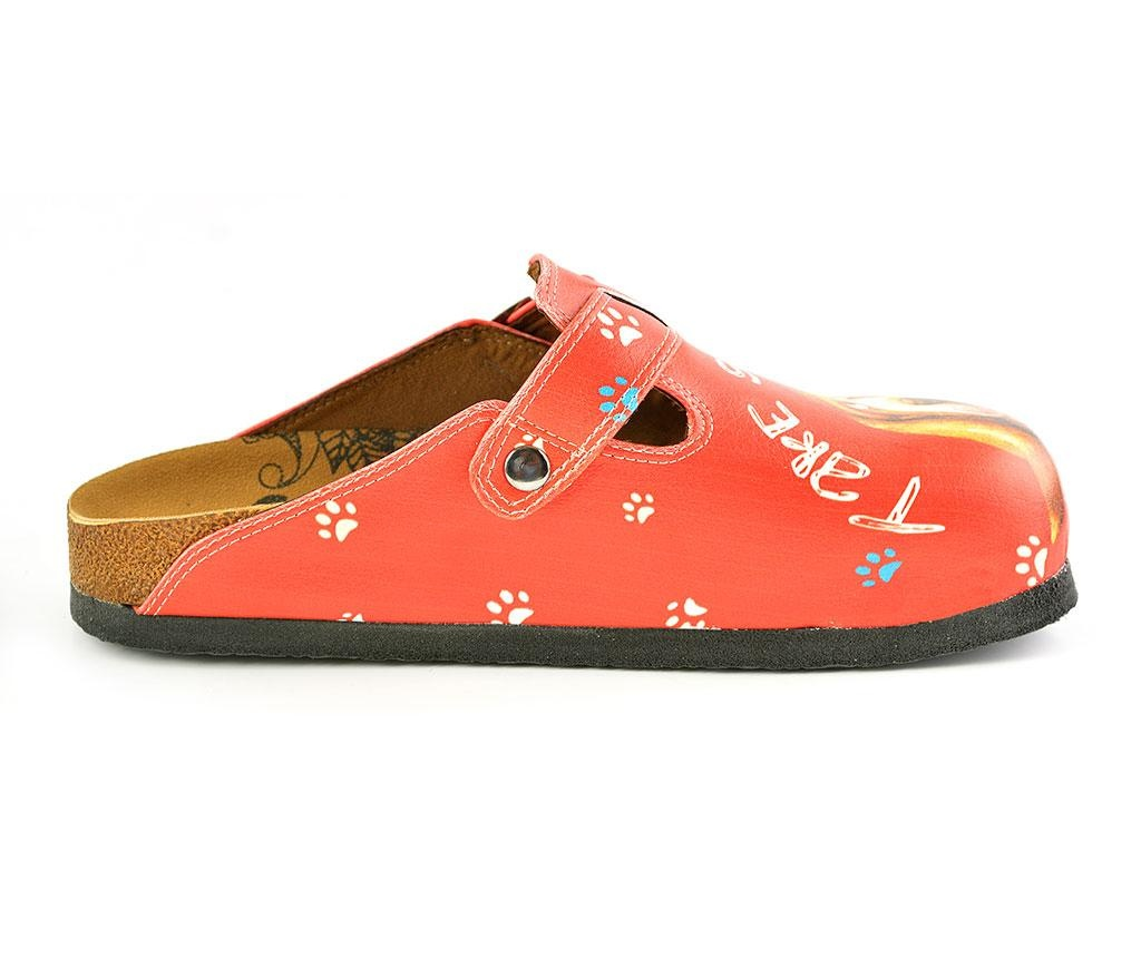 Dámské pantofle Hanzal 35