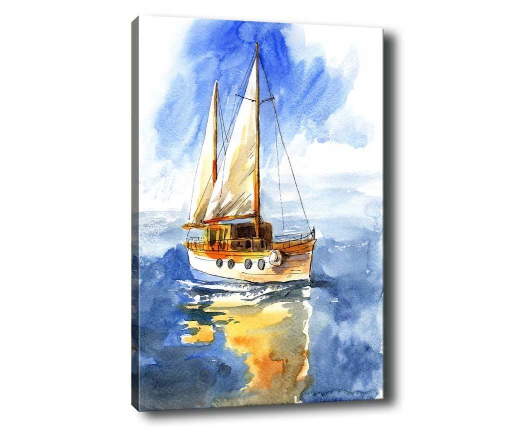Obraz Sail Boat 50x70 cm