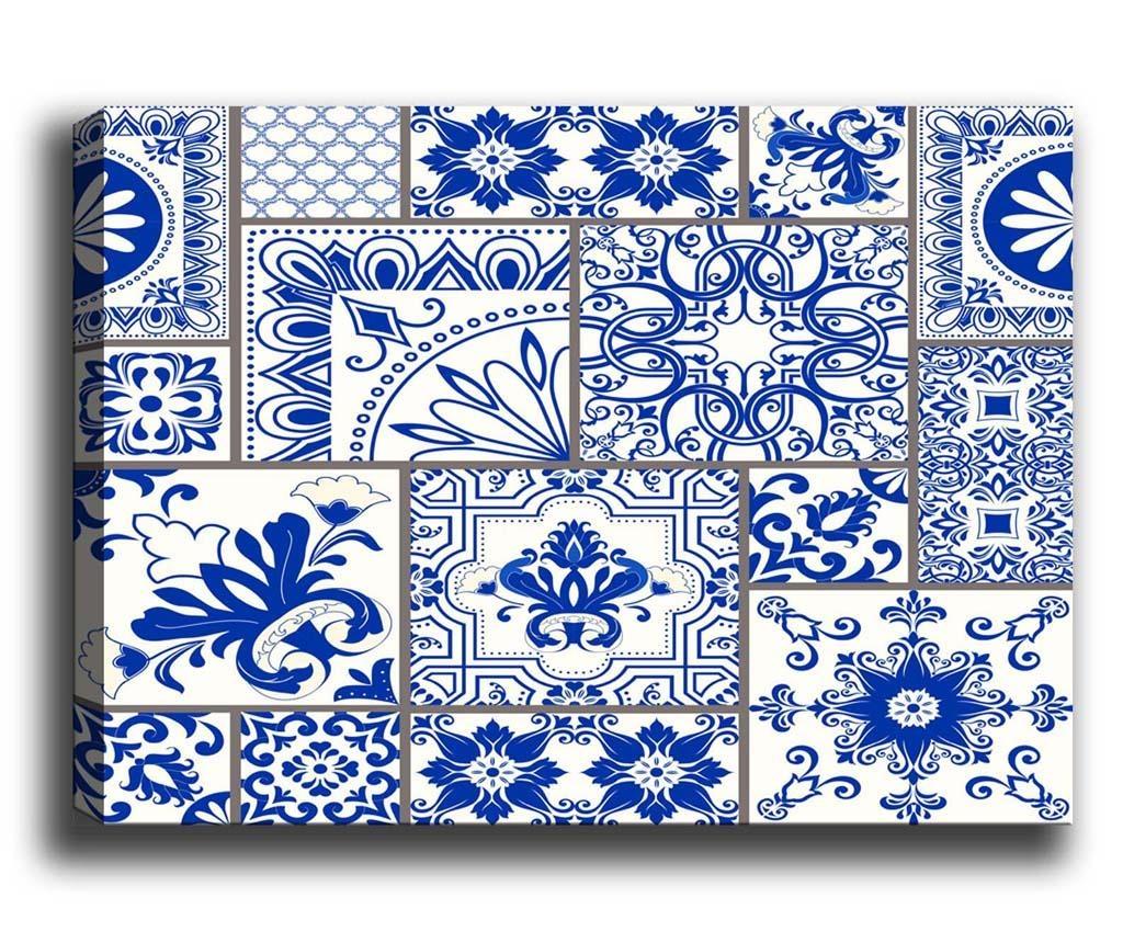Obraz Tiles 40x60 cm