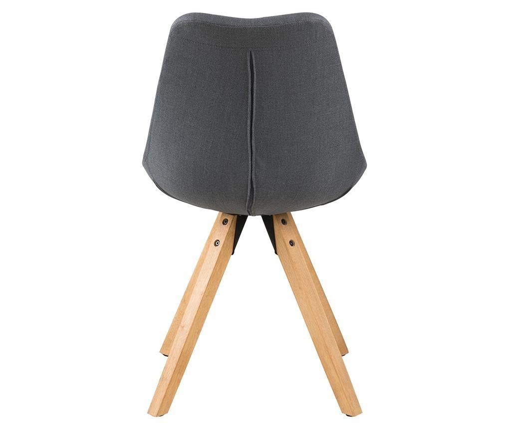 Set 2 scaune Dima Corsica Dark Grey