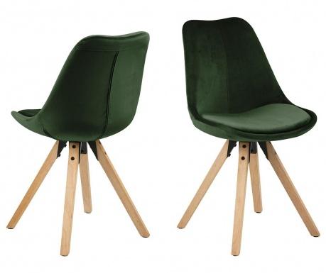 Комплект 2 стола Dima Soft Forest Green