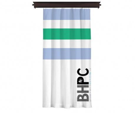 Beverly White Blue Sötétítő 140x260 cm