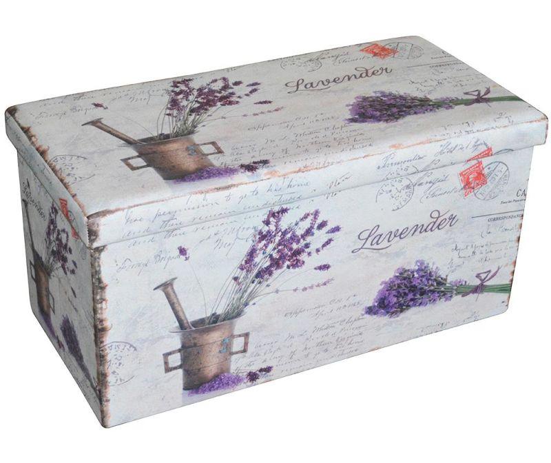 Bancheta Romantic Lavender Long