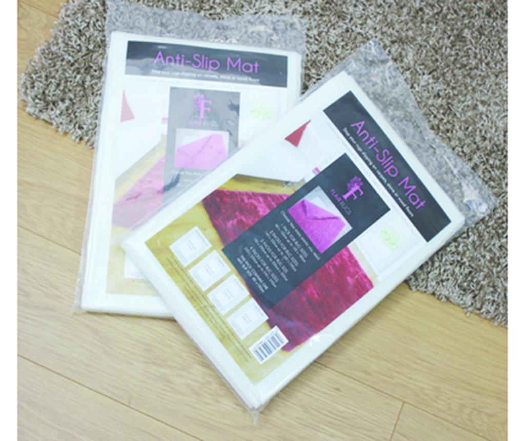 Protuklizna podloga za tepihe Core Cream 110x170 cm