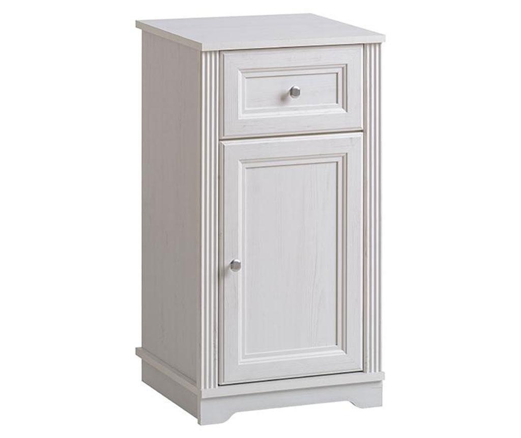 Ormarić za kupaonicu Palace White