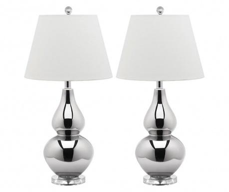 Hattie Silver 2 db Lámpa
