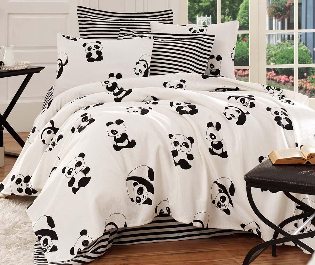 Спално бельо Double Pique Panda