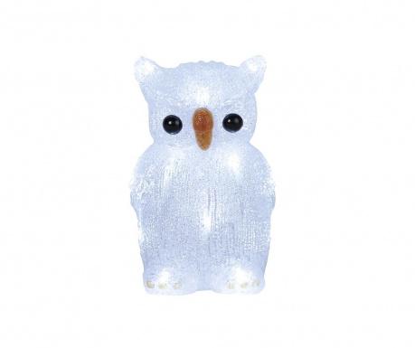 White Owl Fénydekoráció