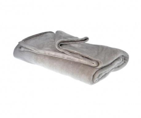 Pléd Soft Grey 150x200 cm