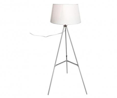Podlahová lampa Gilda White