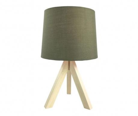Nočná lampa Elliott Khaki