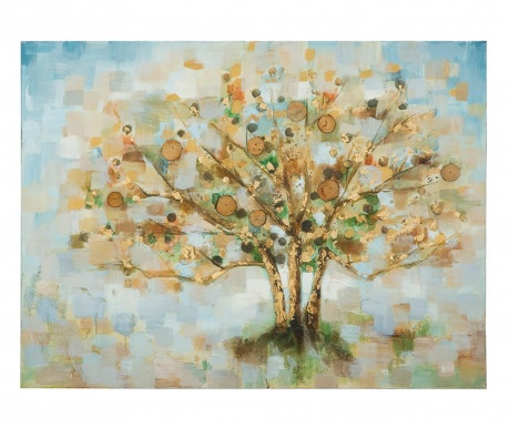 Eloise Tree 3D Festmény 90x120 cm