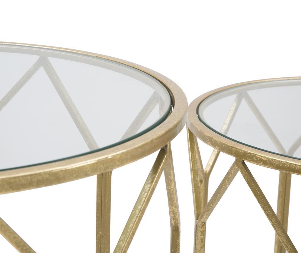 Set 2 klubskih mizic Javier