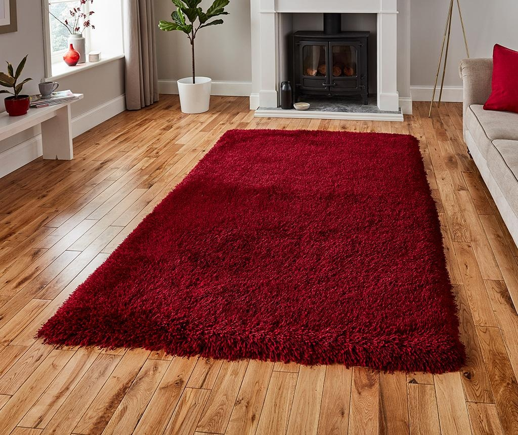 Covor Montana Dark Red 120x170 cm