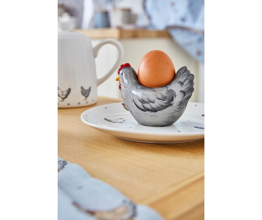 Farmers Kitchen Főtt tojás tartó