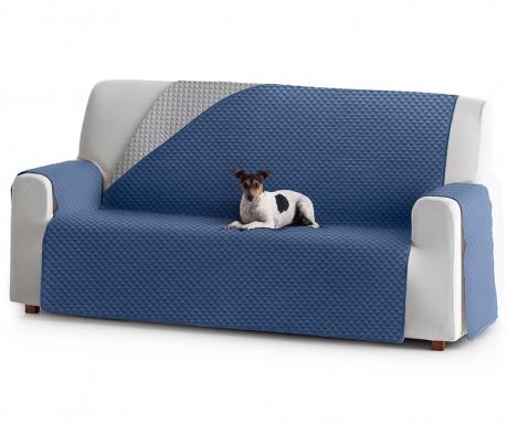 Oslo Reverse Blue & Light Grey Steppelt huzat kanapéra 110 cm