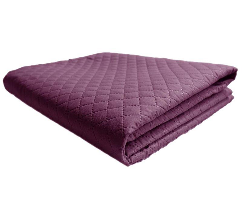 Prekrivalo za avtomobilski sedež za hišne ljubljenčke Oslo Purple 130x150 cm