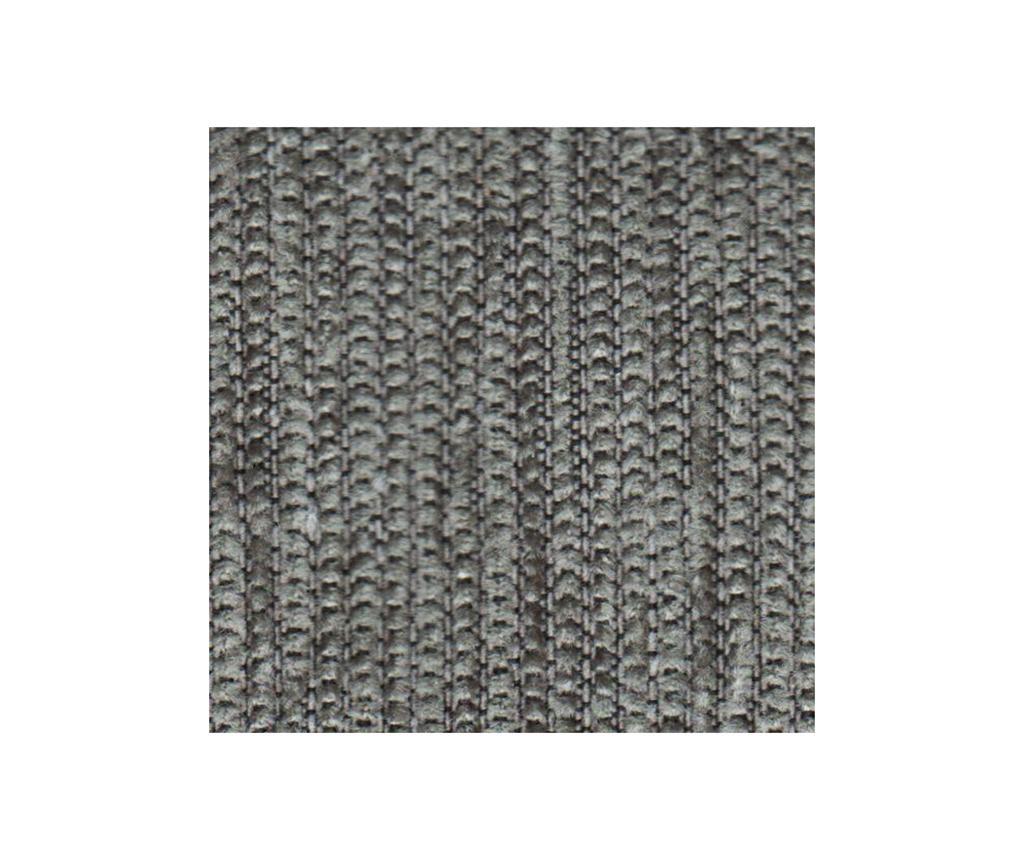 Калъф за ляв ъглов диван Zoco Grey 240 см