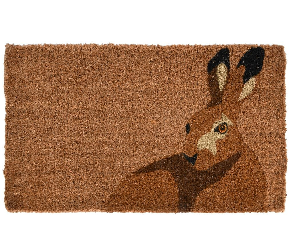 Vchodová rohožka Rabbit 45x75 cm