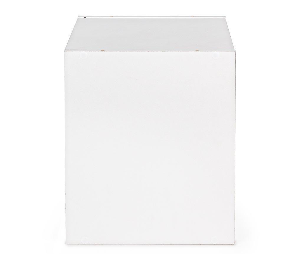 Corp modular Cube Dual White