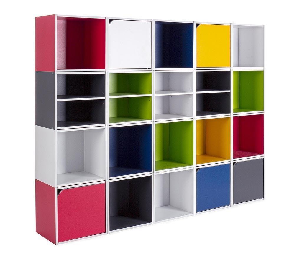 Corp modular Cube Dual Blue