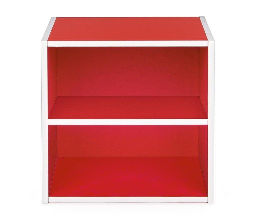 Corp modular Cube Dual Red