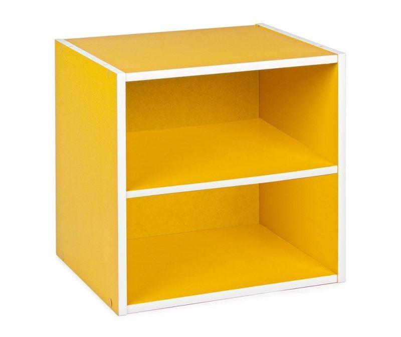 Corp modular Cube Dual Yellow