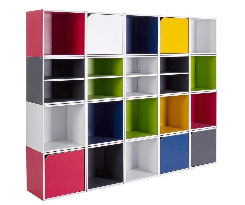 Corp modular Cube Dual Grey