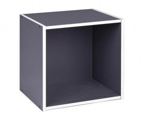 Модулен рафт Cube Grey