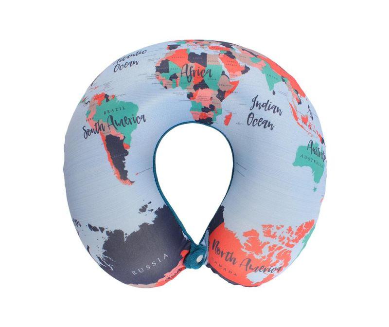 Perna de calatorie World Map