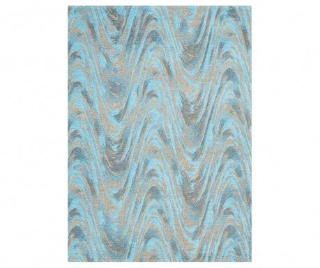 Waves Blue Szőnyeg 69x229 cm