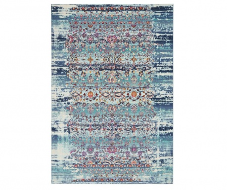 Flower River Blue Szőnyeg 160x239 cm