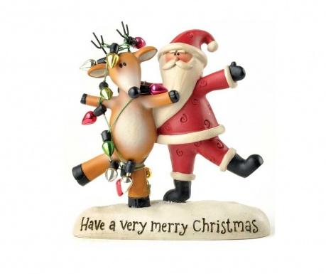 Dekoracja Merry Christmas