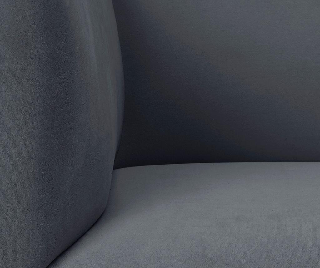 Fotoliu Neptune Dark Grey