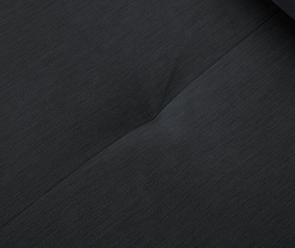 Třímístná pohovka Sigma Black