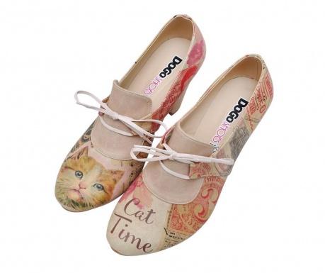 Γυναικεία παπούτσια Vintage Cat