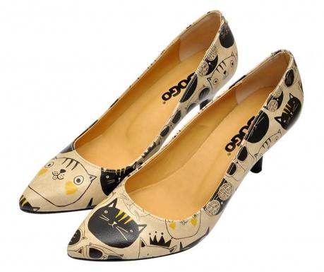 Γυναικεία παπούτσια Monochrome Cats