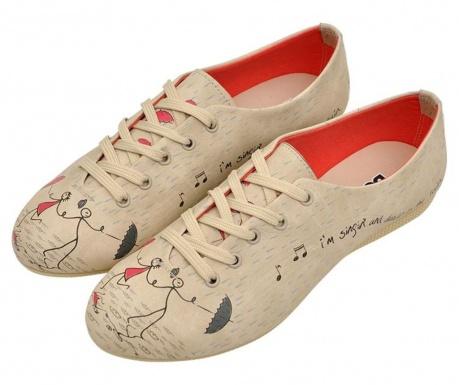 Γυναικεία πάνινα παπούτσια In the Rain