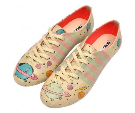 Γυναικεία πάνινα παπούτσια Animal Planets