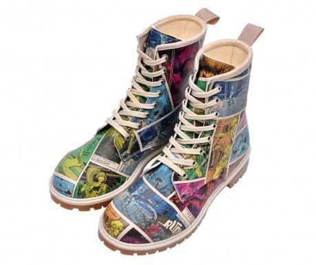 Γυναικείες μπότες Zombie Attack