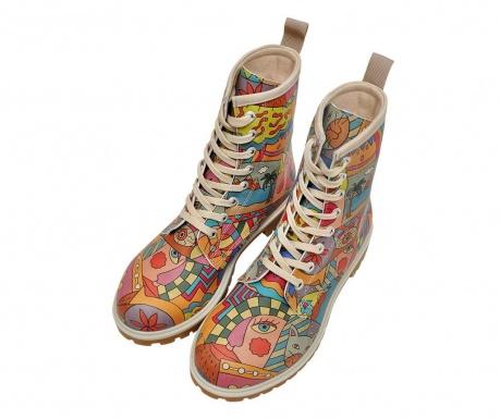 Γυναικείες μπότες Artsy