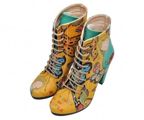 Γυναικείες μπότες Butterflies in My Stomach