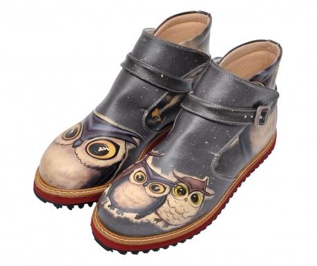 Γυναικείες μπότες Owls Family